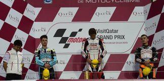 Kaito Toba Juara Moto3 Qatar 2019