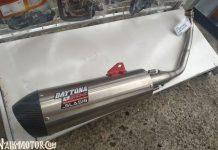Daytona GP Taper Big Silincer