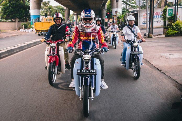 Komunitas Honda Super Cub C125