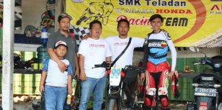Pembalap SMK Binaan Wahana