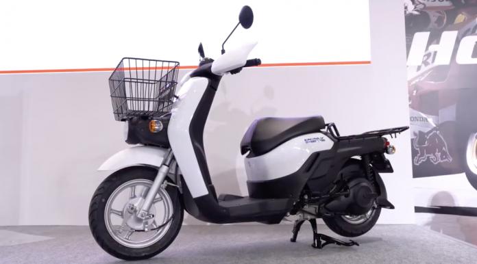 Honda Benly Delivery