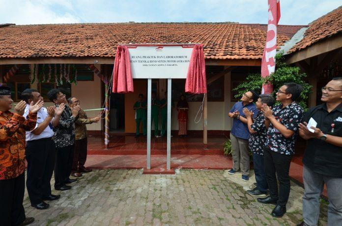 SMK Perguruan Taman Siswa 2 Jakarta Menjadi Sekolah Binaan