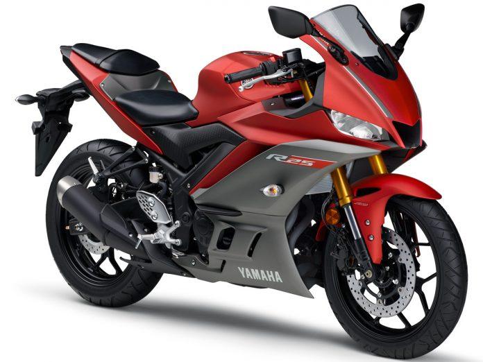 pilihan warna baru Yamaha R25