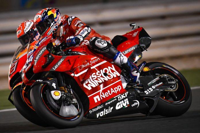 Aprilia Tetap Protes Ducati Soal Winglet Swingarm