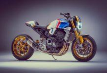Honda CB1000R edisi khusus