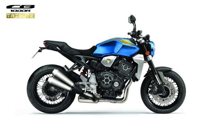 Honda CB1000R Tribute Custom