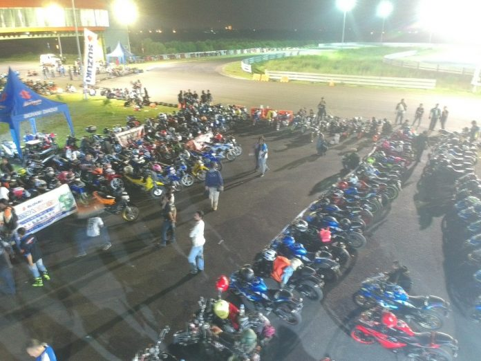 Suzuki Saturday Night Ride Surabaya