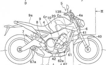Yamaha MT-07 Memakai Turbocharger