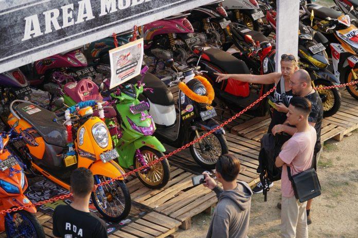 Honda Modif Contest 2019