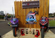 Perayaan 5th Anniversary CCI Bekasi