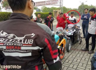 5th Anniversary CBR Club Indonesia