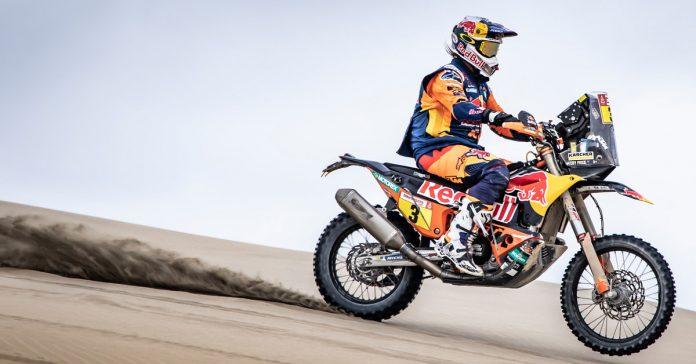 Dakar Rally 2020 akan Digelar di Arab Saudi