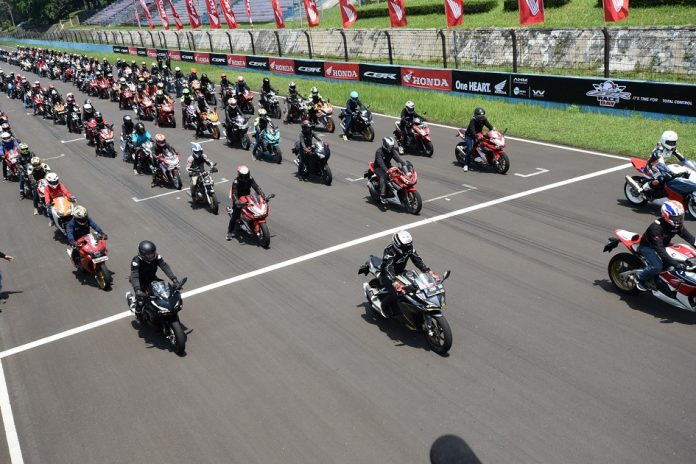 Pemenang Indonesia CBR Race Day 2019 Seri 1