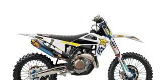 Spesifikasi Husqvarna FC450 Rockstar Energy