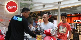 Mall 2019 Piaggio Indonesia