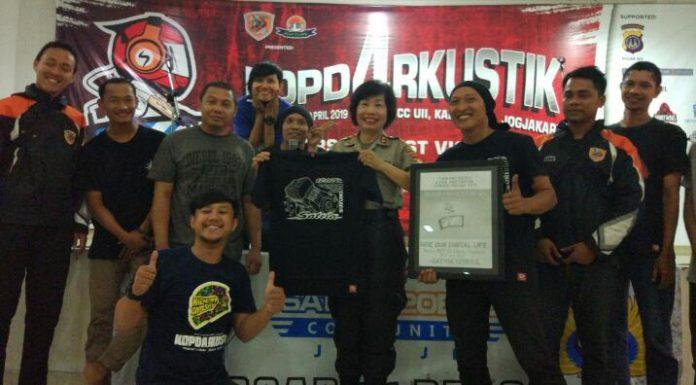 Satria120ers Chapter Yogyakarta