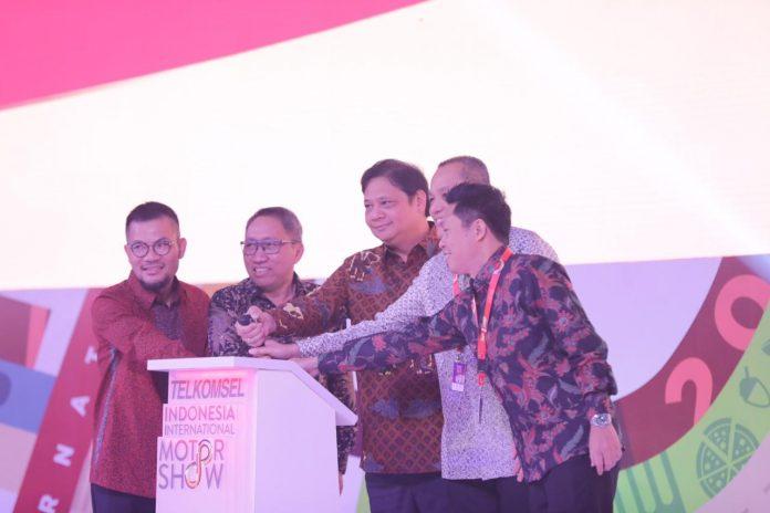 Telkomsel IIMS 2019 Resmi Dibuka