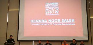 Telkomsel Indonesia Internasional Motor Show 2019