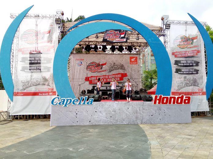 HMC 2019 Pekanbaru Kickoff Kontes Modifikasi Honda Nasional