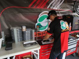 JC Suspension Incar Servis dan Setup Suspensi di Sirkuit Road Race