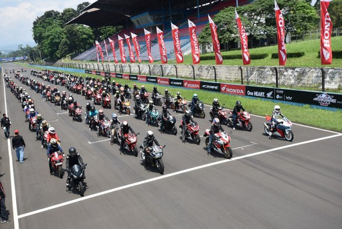 Indonesia CBR Race Day 2019 Seri 1