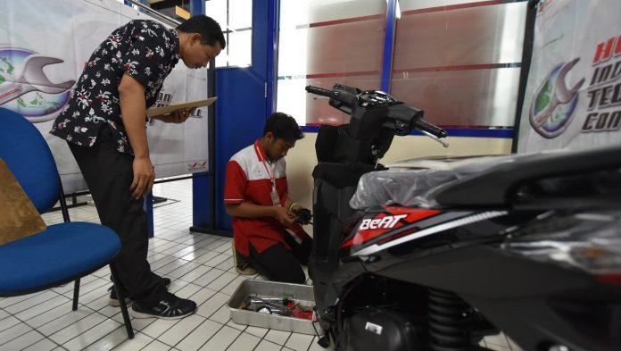 Kontes Mekanik Siswa SMK Binaan Wahana 2019