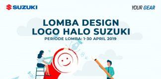 Logo Call Center Halo Suzuki