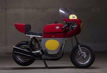 MV Agusta Mini Bike Racing