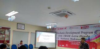 Lulusan SMK Binaan Wahana Honda Langsung Kerja