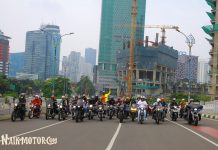 Saturday Morning Ride Telkomsel x NaikMotor
