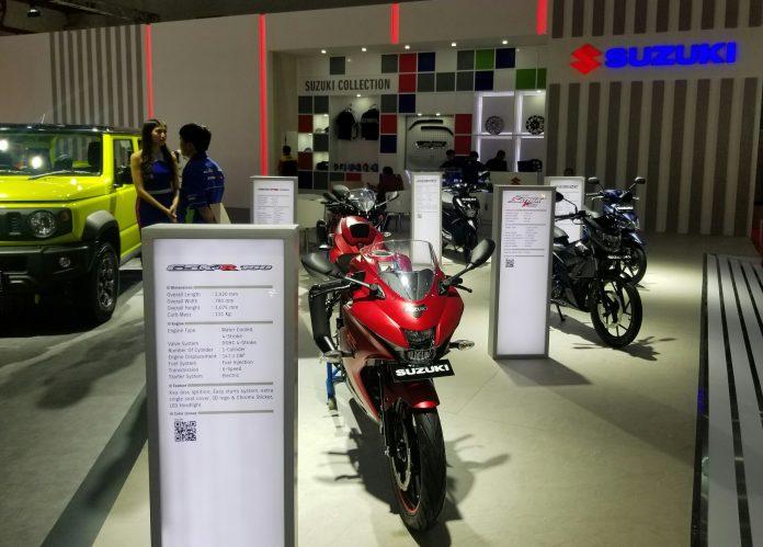 Suzuki masih menawarkan promo DP Rp 300 ribu
