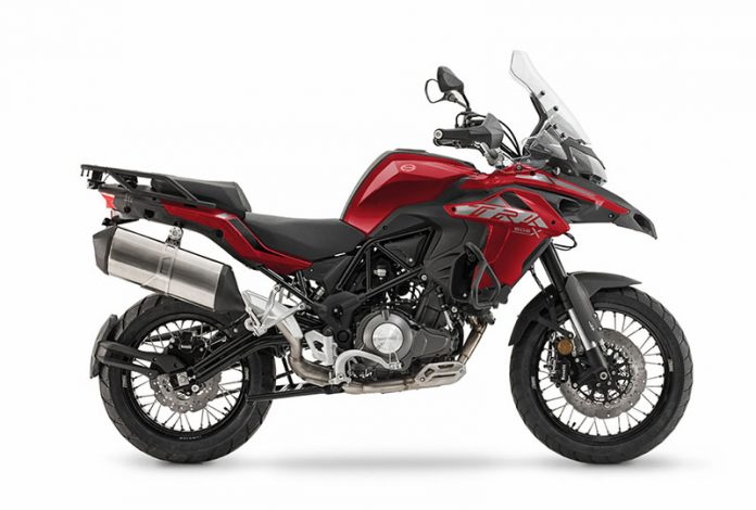 Leoncino 500 dan TRK 502X