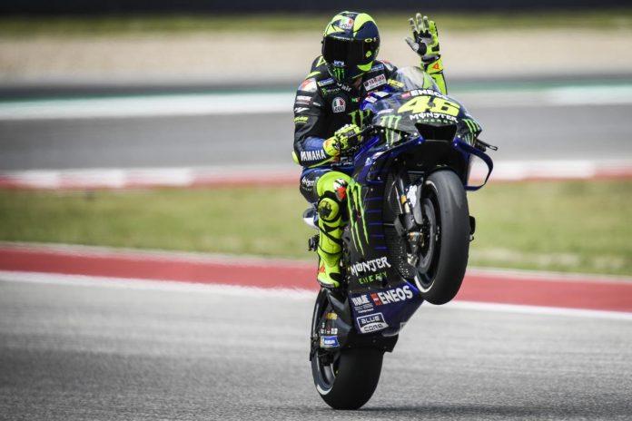 Podium di MotoGP 2019 Amerika