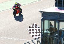 Race 2 WorldSBK 2019 Aragon