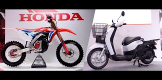 Membuat Standar Sepeda Motor Listrik