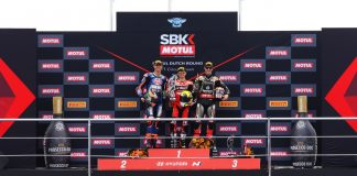 Race2 WorldSBK 2019 Belanda