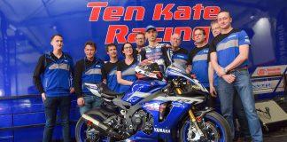 Ten Kate Racing Meluncurkan Livery Motor Baru