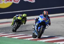 Jelang MotoGP Le Mans: Menanti Lagi Goyangan Alex Rins Menempel Marquez