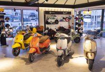 Piaggio Motoplex di Istambul