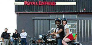 Pabrik Royal Enfield Thailand