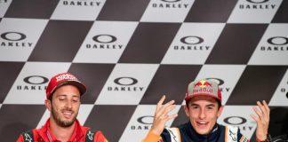 Marquez Tidak Khawatir Ancaman Ducati