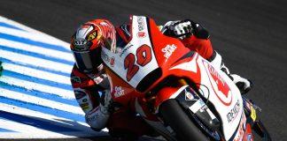 FP Hari Pertama Moto2 Jerez