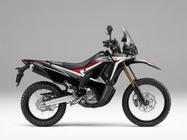 Warna Baru Honda CRF250Rally 2019