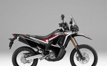 Warna Baru Honda CRF250Rally 2019