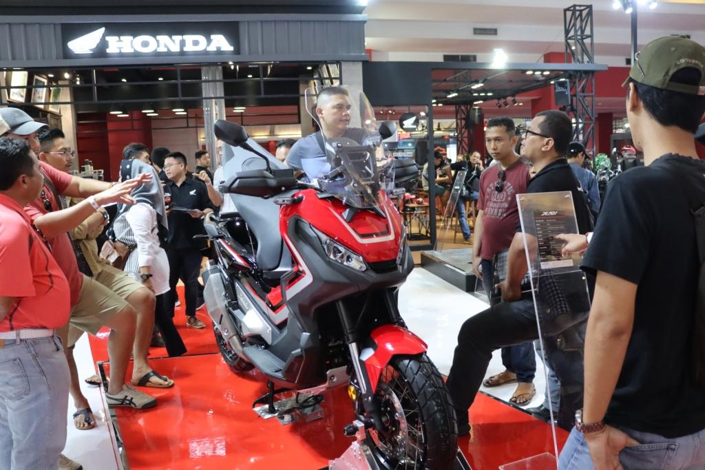 Penjualan Honda di Telkomsel IIMS 2019
