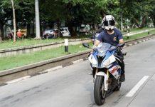 Ali Adrian Ikut Balap ARRC 2019 ASB1000