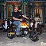 Ananda Mikola Kepincut Honda Monkey Z125