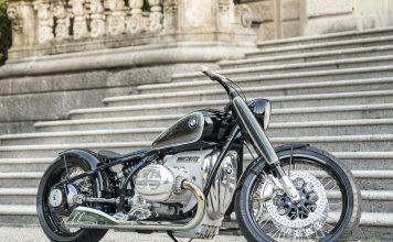 BMW Motorrad R18 Concept Cruiser