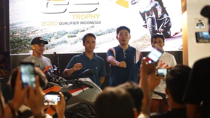 BMW Motorrad GS Trophy 2020 Qualifier Indonesia
