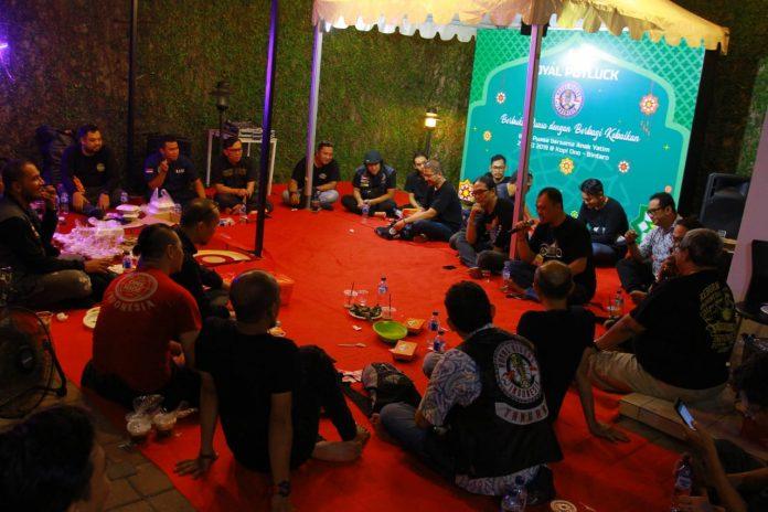 Buka Puasa Royal Riders Indonesia